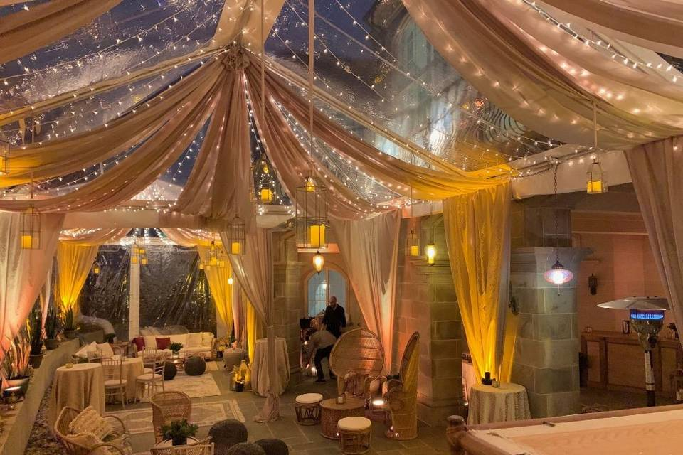 A Grand Event Tent & Event Rentals
