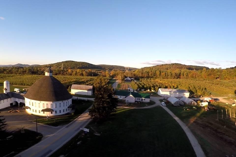 The Historic Round Barn