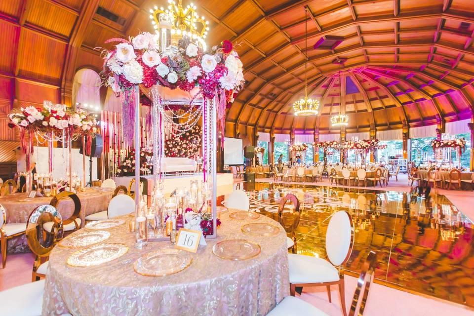 Crown Room Reception