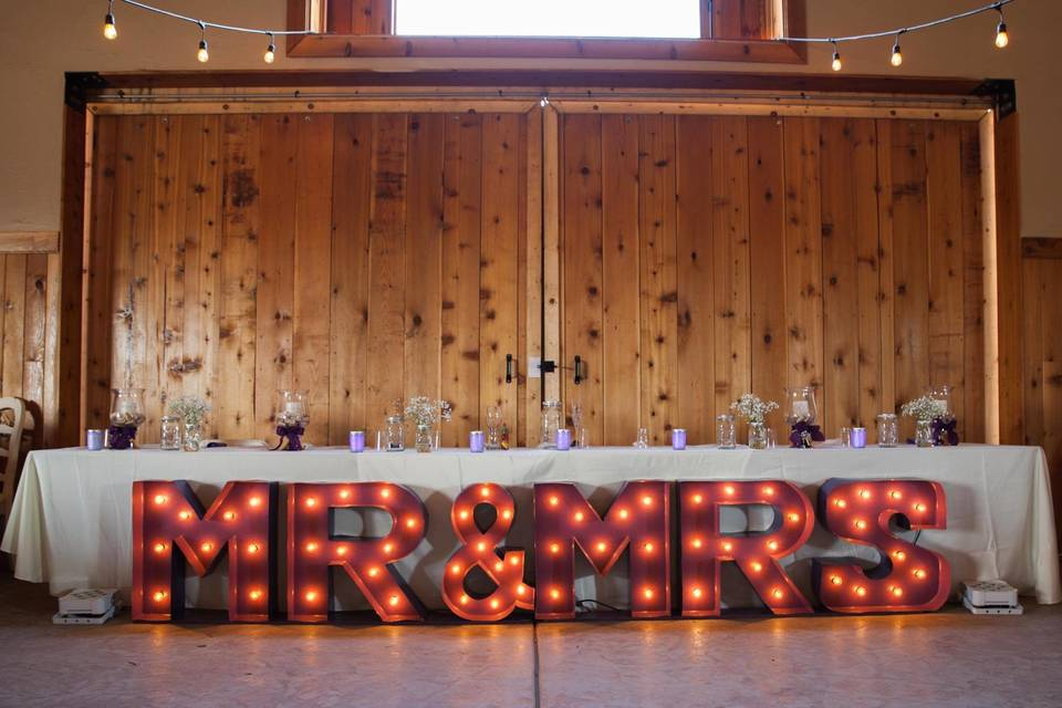 Central Valley Pop-up Weddings