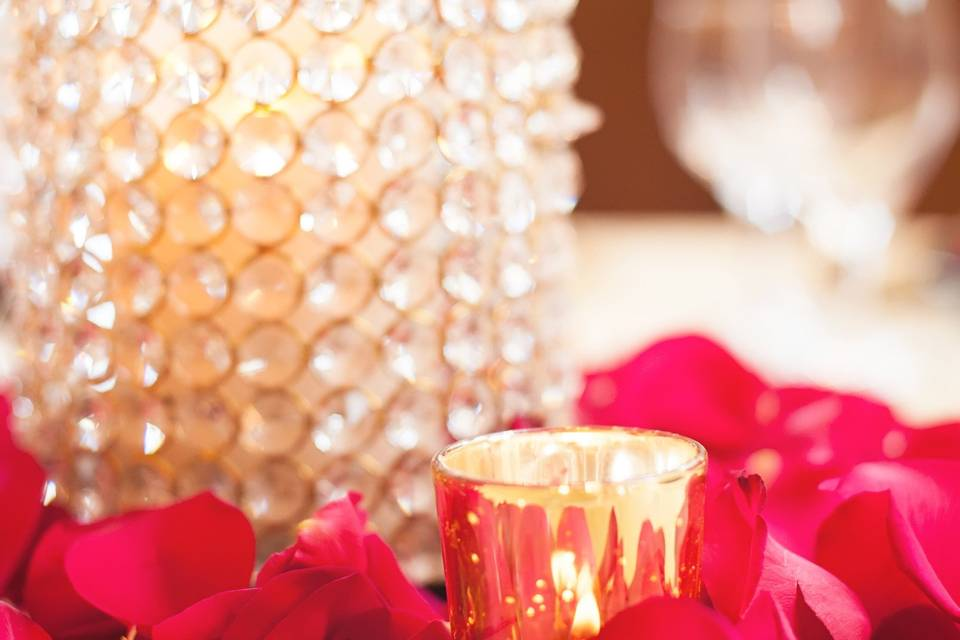 Candle decors