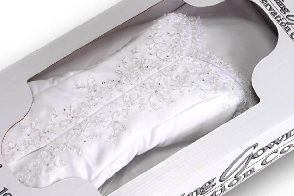 Cleveland Wedding Gown Preservation