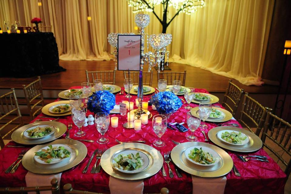 Kreative Koncepts Weddings & Events