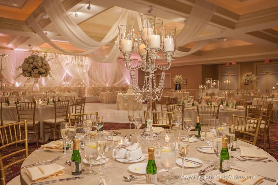 Washington + Kennedy Ballroom