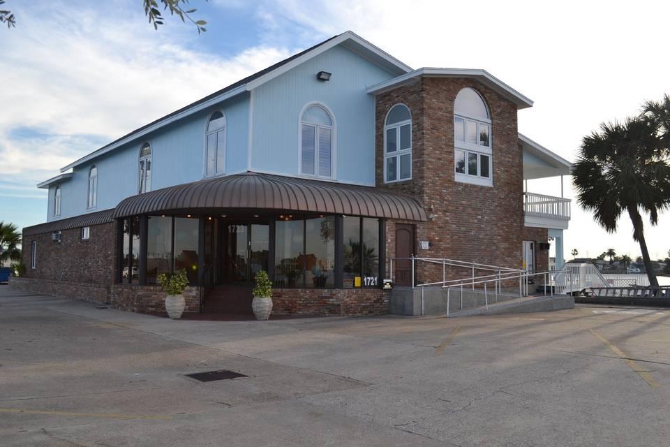Event center exterior