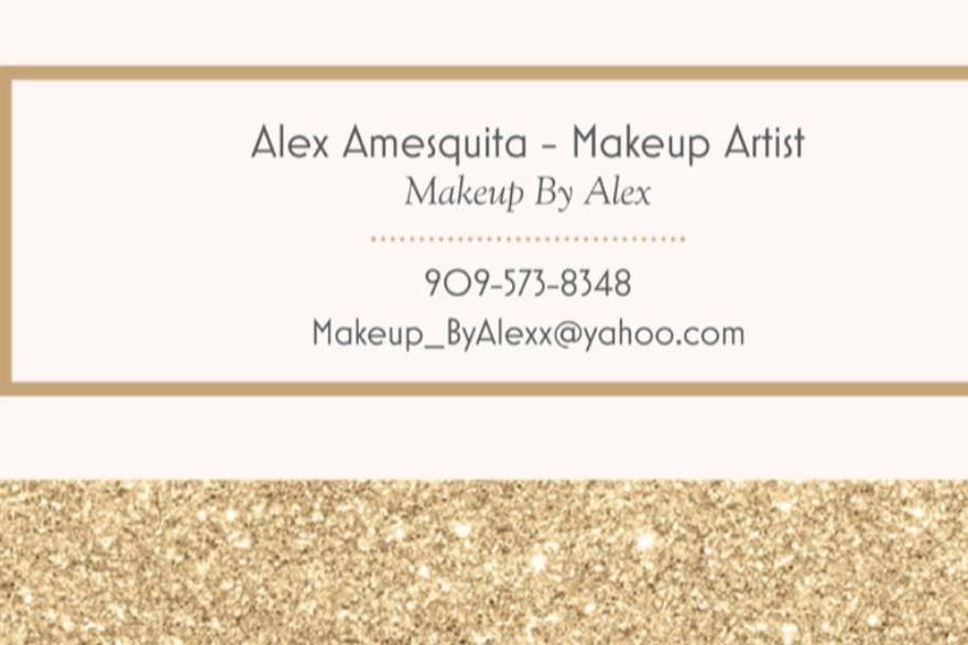 Makeup By Alex