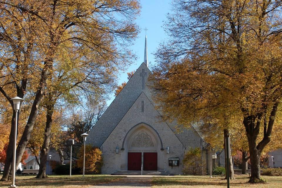 University of Evansville Neu Chapel