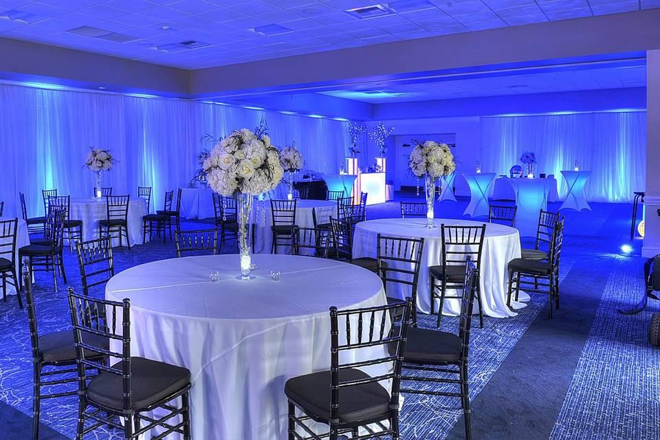 Newly-Renovated Ballroom