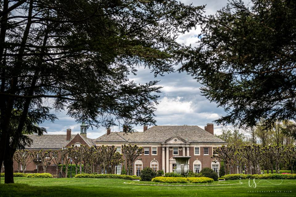 NYIT de Seversky Mansion
