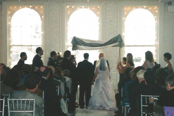 Catering Hall Ceremony