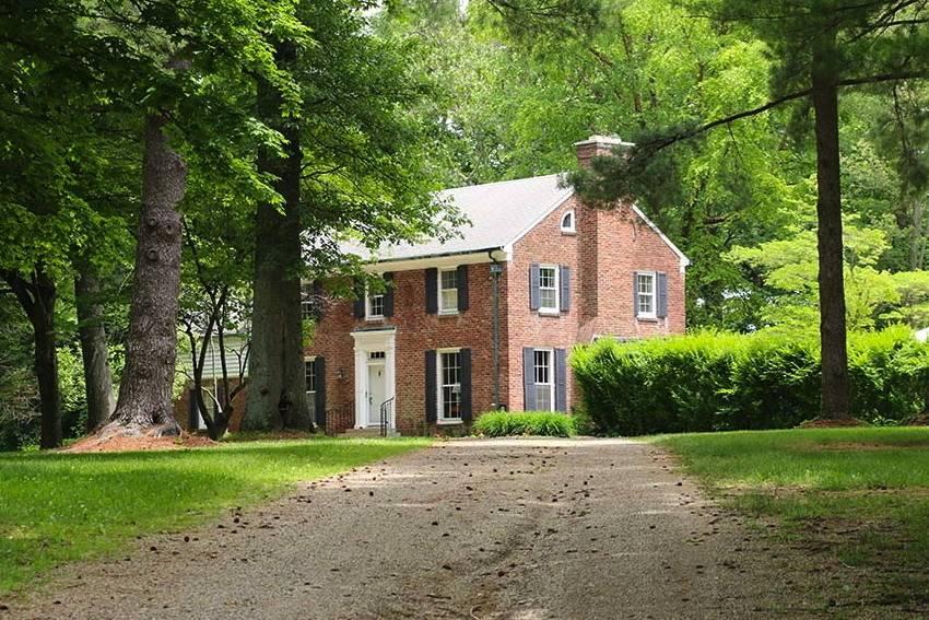 The Blanton House
