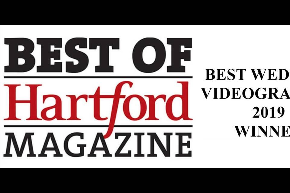 Hartford Magazine Winner