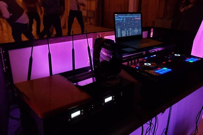 September 2019 DJ Setup