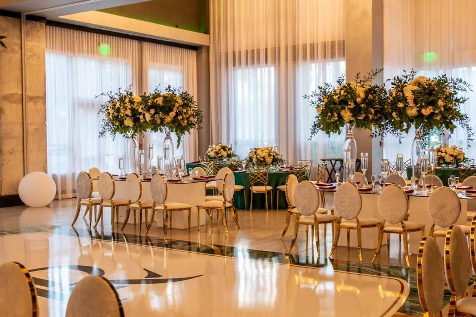 Décor by MBM Events Design
