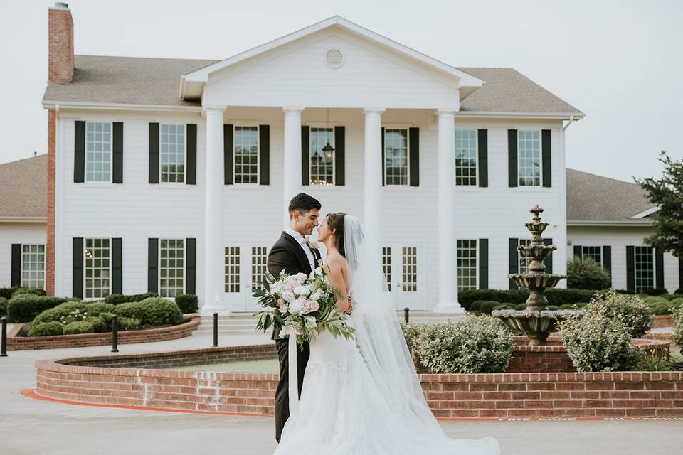 The Milestone Denton by Walters Wedding Estates