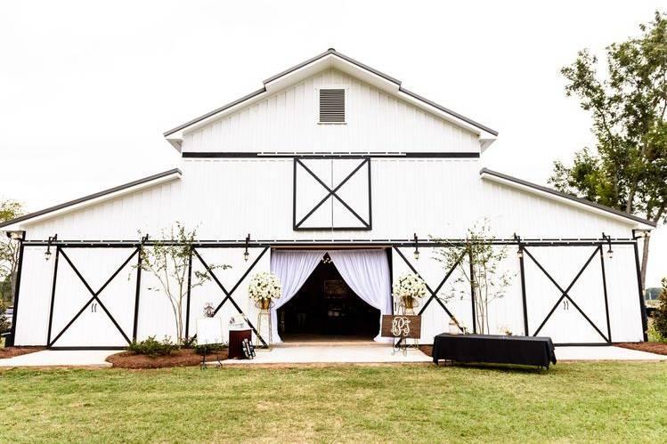 Magnolia Mule Barn Events Venue