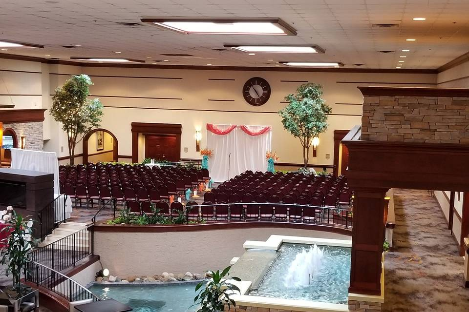 Great Room Ceremony
