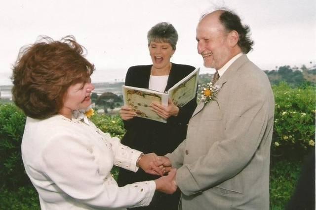 San Diego Wedding Minister
