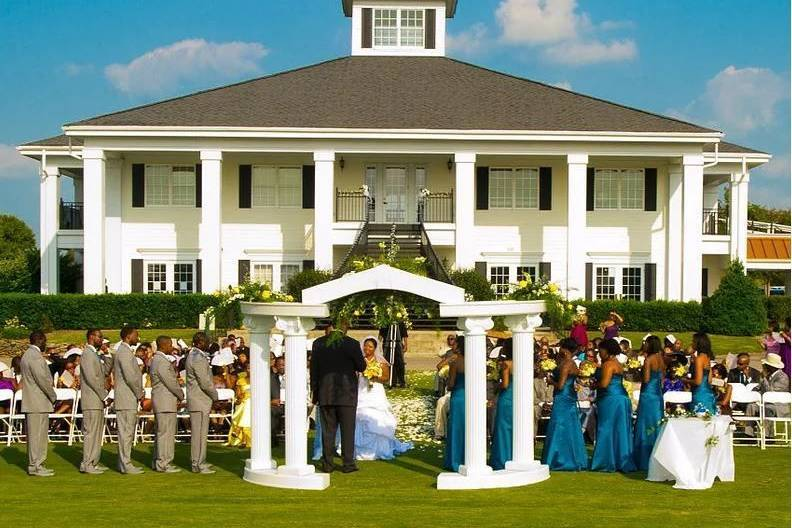 Spiced Elegance Wedding & Event Planner