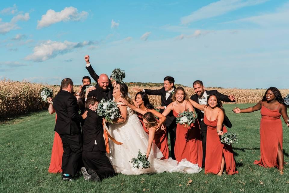 Bridal Party II