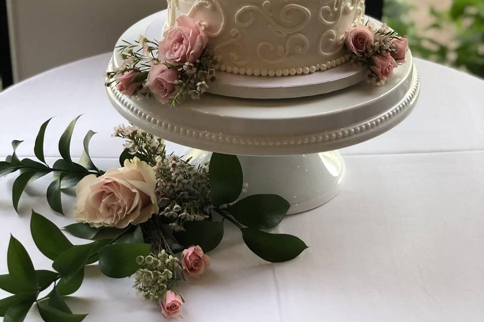 Small but wonderful cake