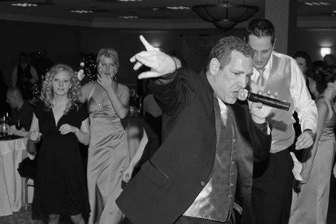Over the Top Entertainment Disc Jockey & Photo Booth Services