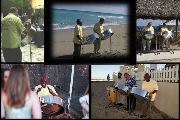 Reel Ting Steel Drum Band