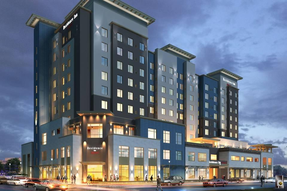 Residence Inn by Marriott Boise City Center