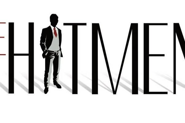 The Hitmen - Logo