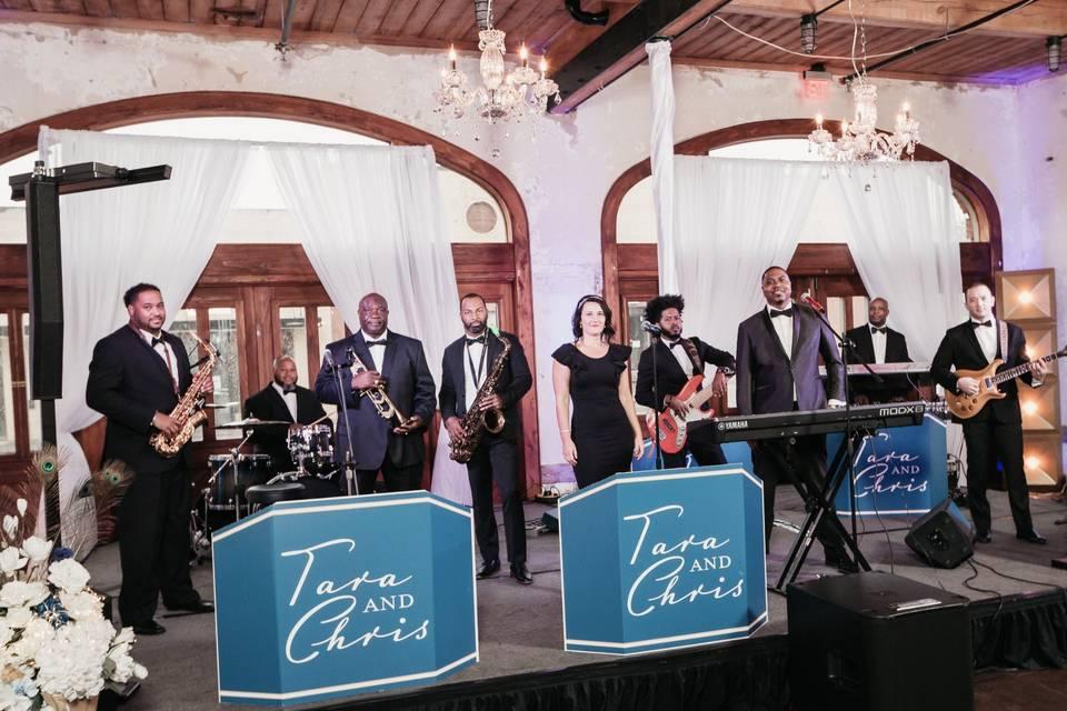 The Hitmen Wedding Band