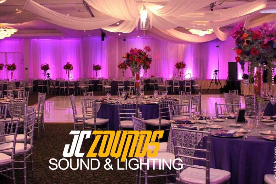 JcZounds Sound & Lighting