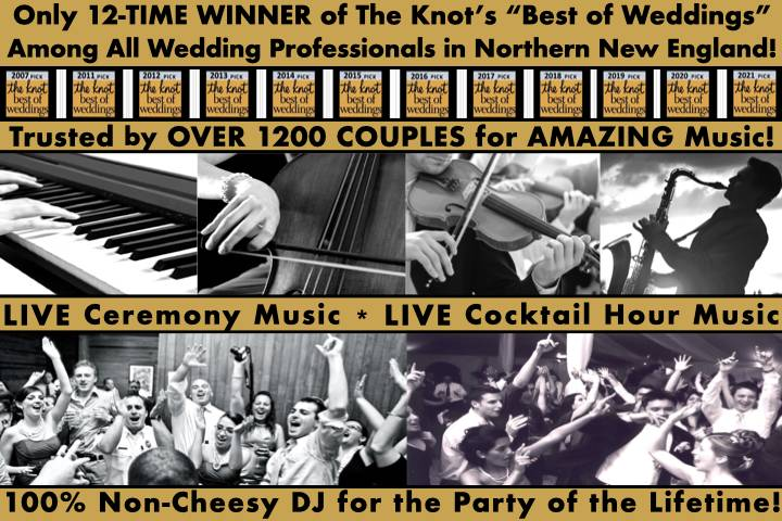 AARON TOPFER: Nationally Award-Winning Musician & DJ