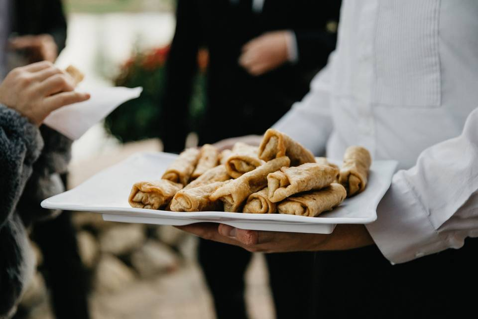 First Class Catering Service