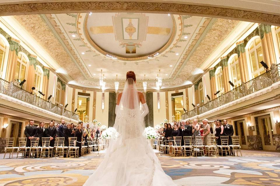 Ceremony Hall of Mirrors