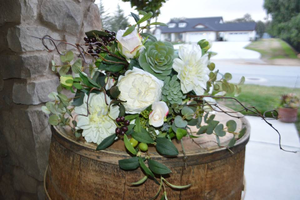 The Blooming Wreath