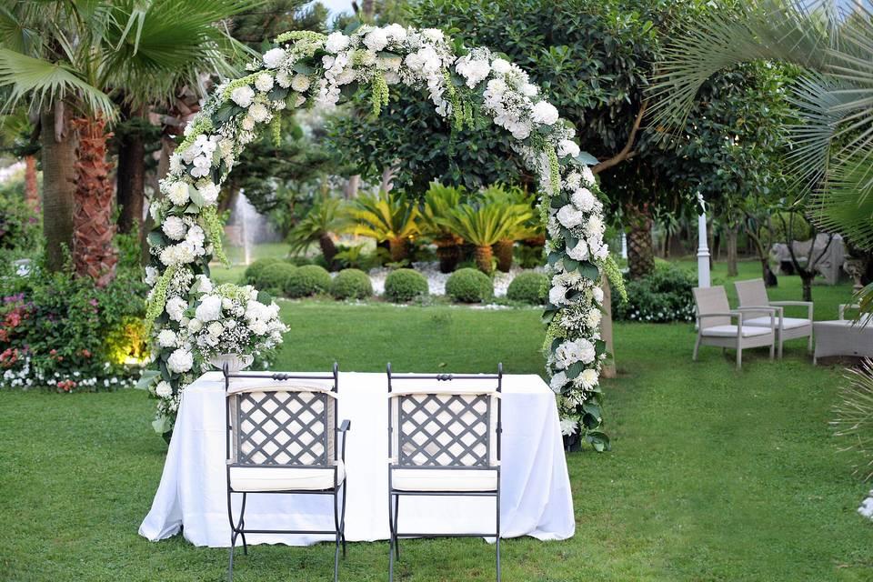 Symbolic ceremony