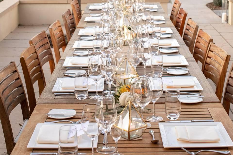 The Restaurant Dinner