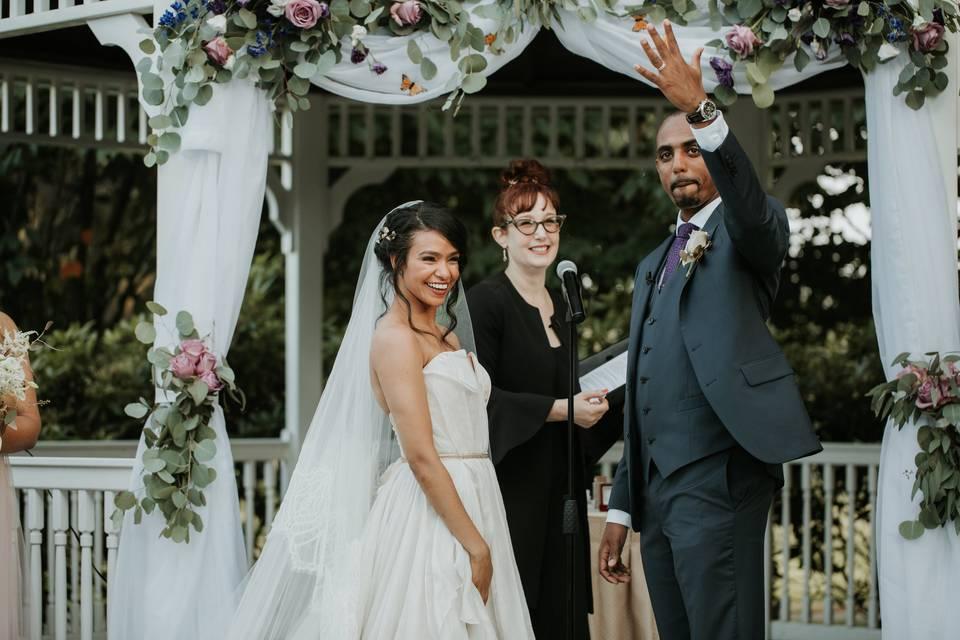 Sharon Simon Weddings