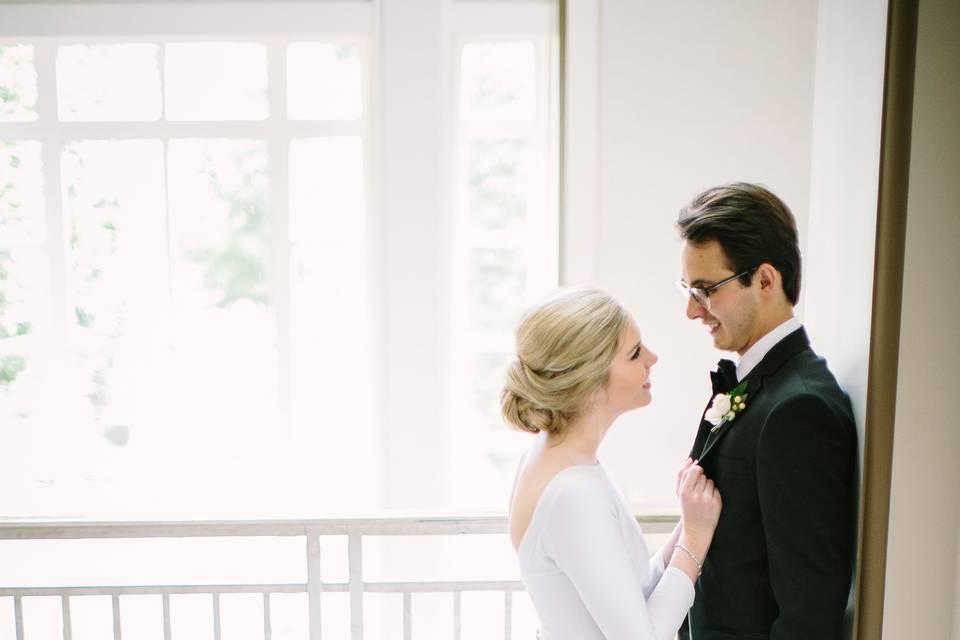 Custom bride, Kimberly Coca