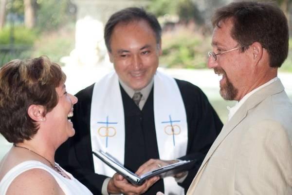 Weddings by Rev. Joe