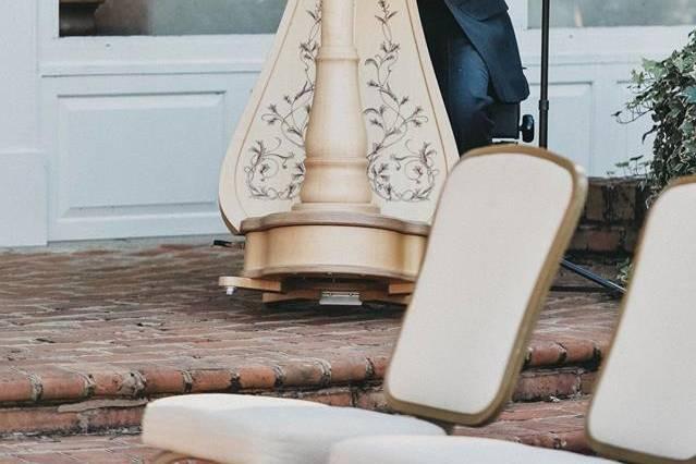 Elegant harp music - Stephan Haluska Harp