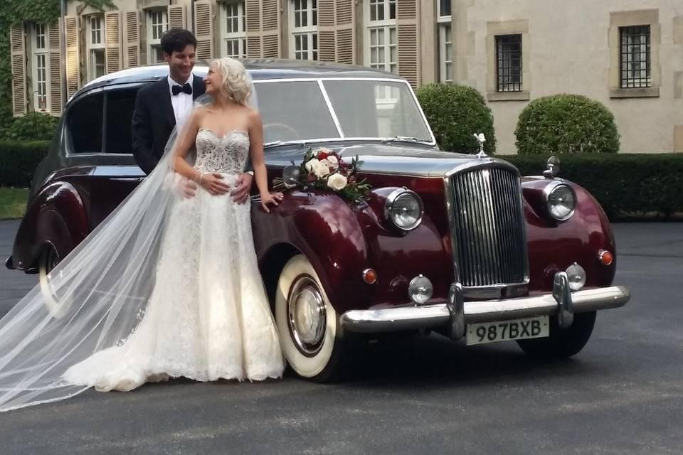 Princess Rolls Royce Limousine Service