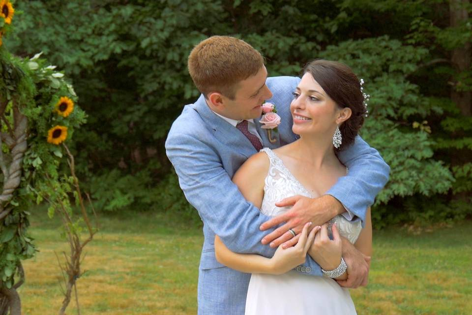 A beautiful barn wedding!