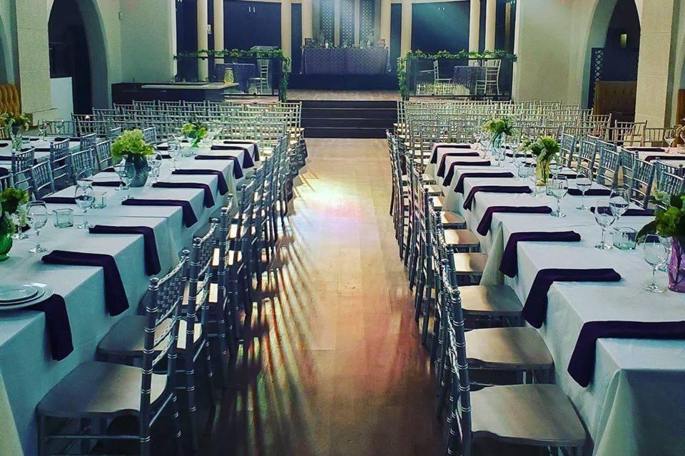 Chapel Events