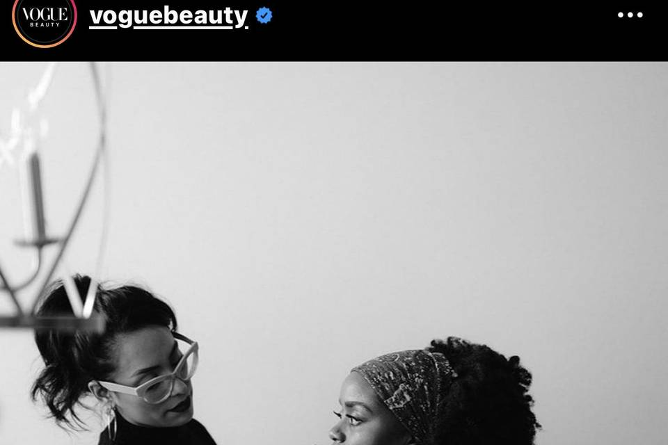 Featured - Vogue Beauty