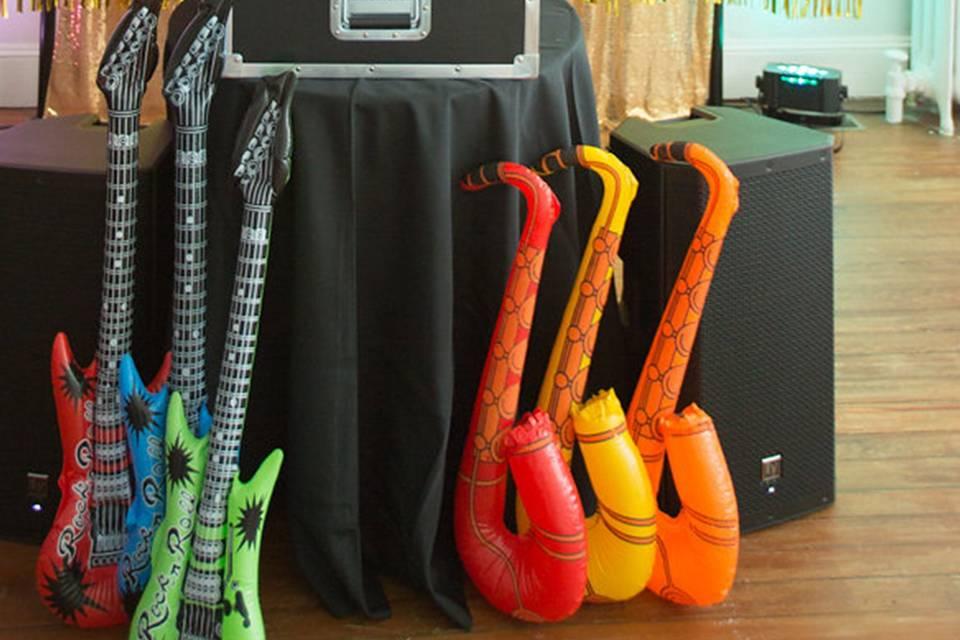 Shoemaker Jukebox Rentals