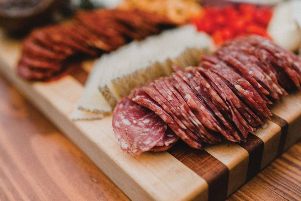 Cold cuts of meat