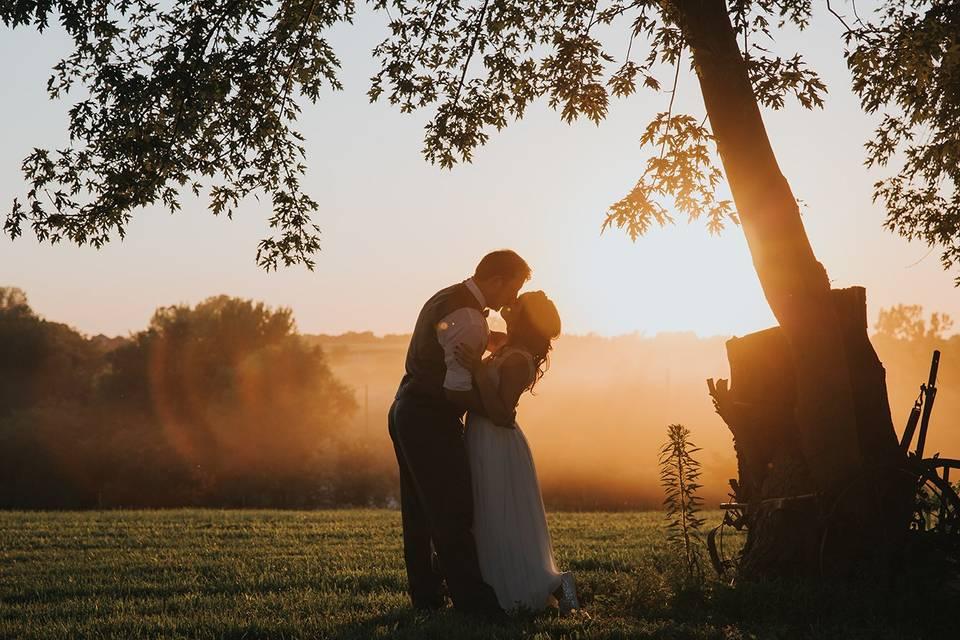 Harpor's Vineyard wedding
