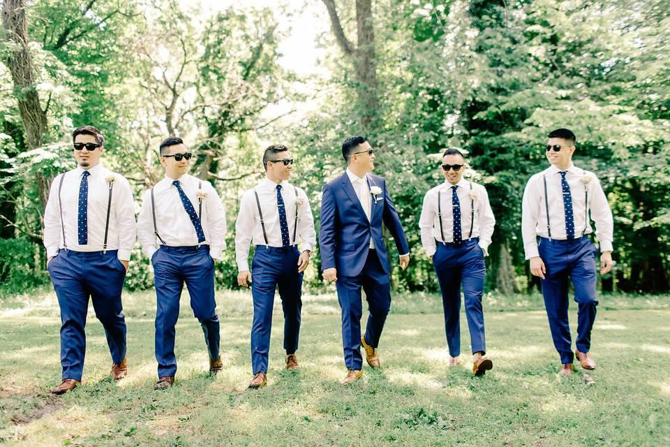 Charming men