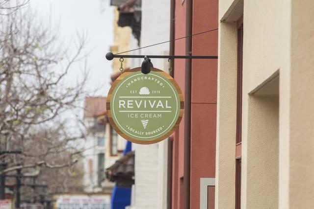 Revival Ice Cream
